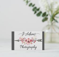 J Adams Photography logo