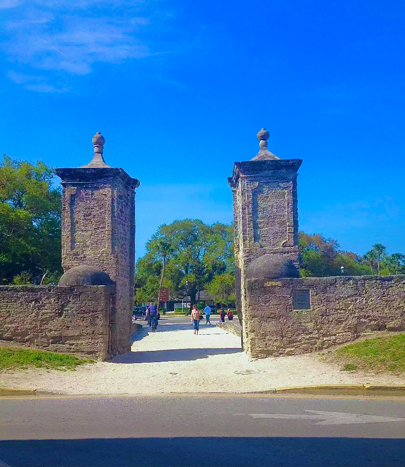 Old St. Augustine City Gates