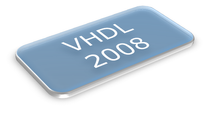 VHDL 2008: a powerful unexplored language