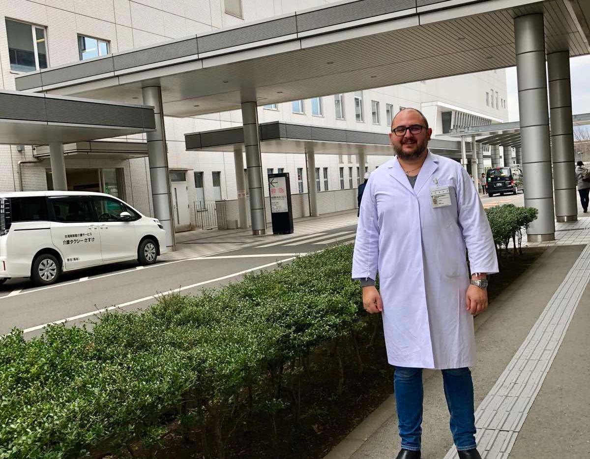 Специализация по минимално-инвазивна урология в Токио, Япония