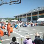 南西石油の植樹祭に参加しました。