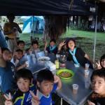 カブ隊の夏キャンプ開催!