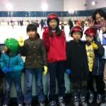 アイススケートに挑戦!_カブ隊活動報告
