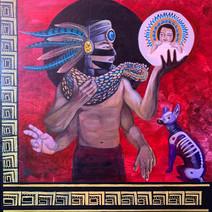 Exile to the Aztec Underworld