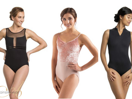 The Rise of the Fashionable Leotard