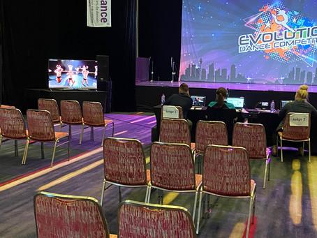 Evolution National Finals Cancelled