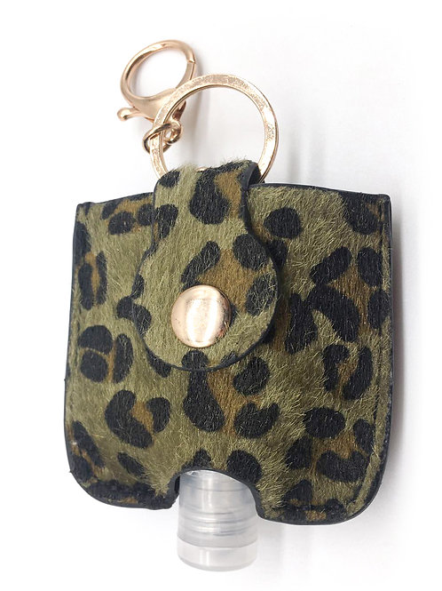 Wild Side Leopard Holder