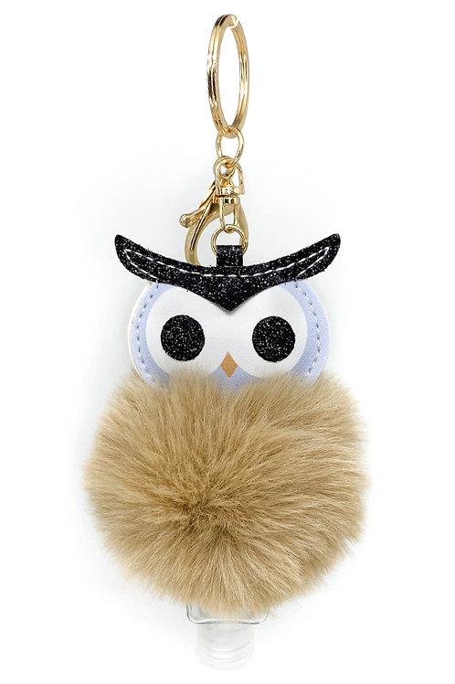 Owl Pompom