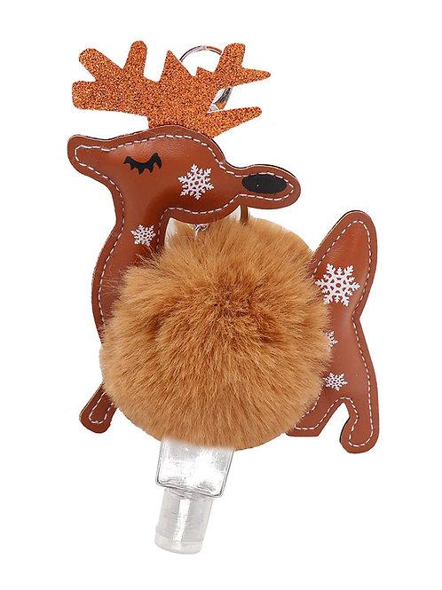 Holiday Reindeer Pompom