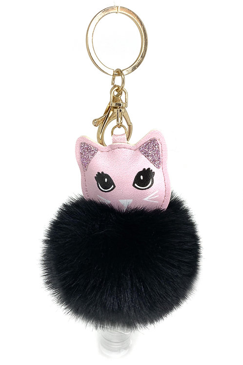 Cat Pompom