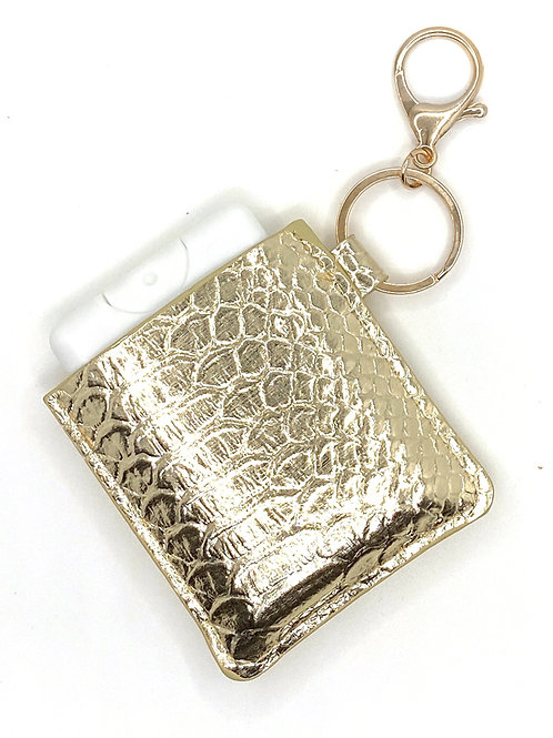 Perfectly Posh Metallic Python Sleeve