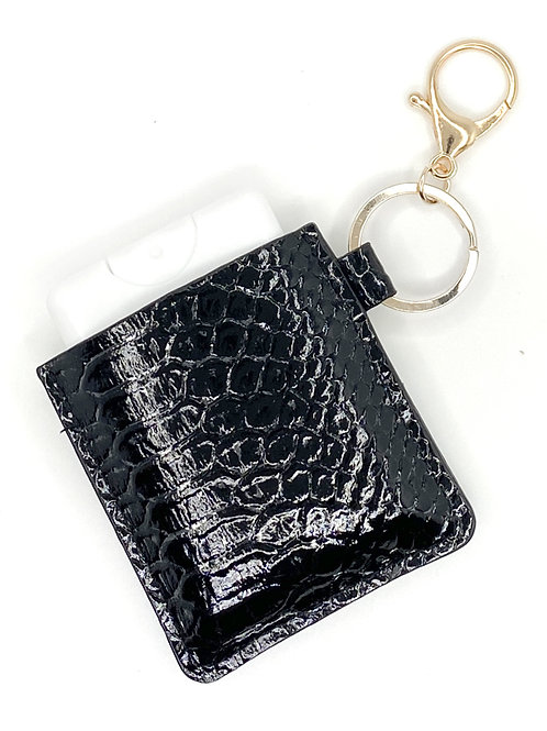 Perfectly Posh Metallic Python Sleeve