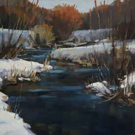 Brush Creek Evening