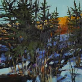 Brush Creek, Pond Edge