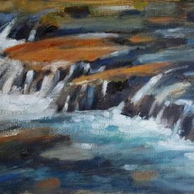 """""""West Creek #2"""" (Glen Haven, Colorado)"""
