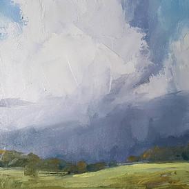 """""""Clouds #2, Northern Estes Park"""""""