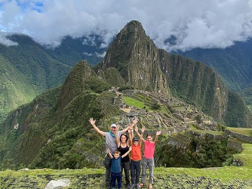 Au pays de l'Inca...