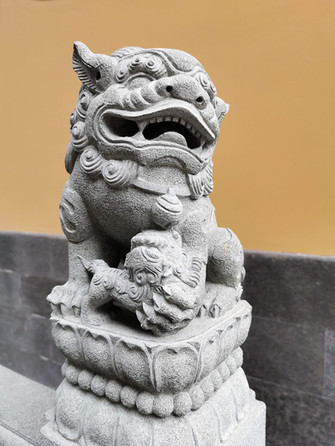 Shanghai, temple du bouddah de jade