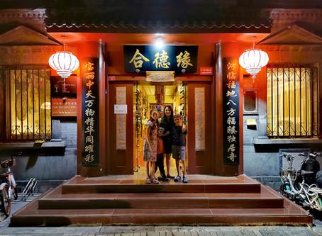Un voyage de mille lieux commence par un pas... en Chine