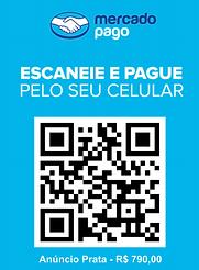 Anúncio Prata - R$ 790,00