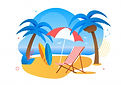 zona-de-descanso-na-praia-tropical-para-