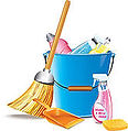 bucket-with-detergents-vector-stock_k168