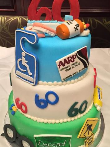 AARP Cake