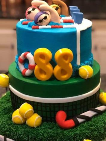 Coach Cake