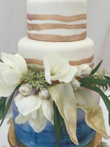 Fondant Wedding
