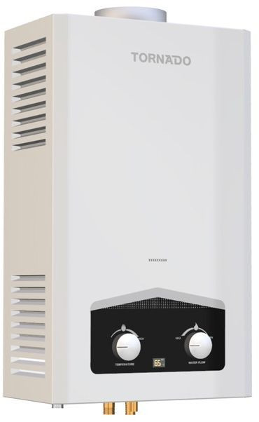 سخان الغاز - تورنيدو - GHM-C10BNE-W