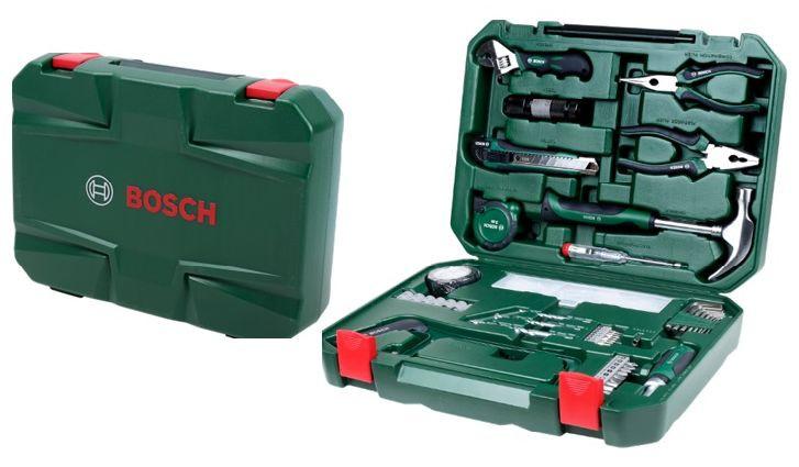 معدات يدوية - بوش - 108 قطعة