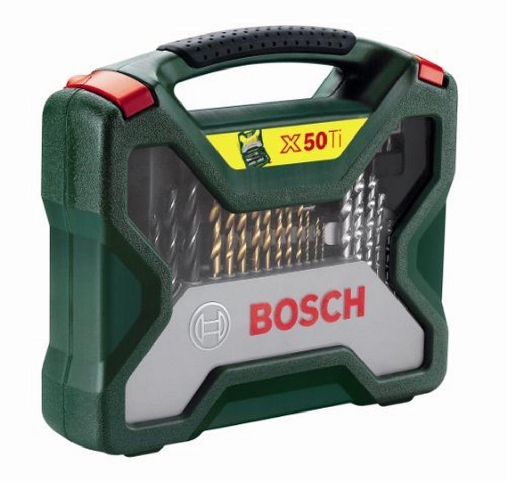 معدات يدوية - بوش - اكس لاين 50 قطعة