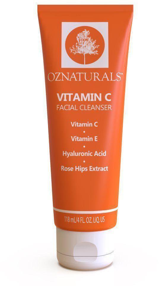 غسول - OZNaturals- Vitamin C
