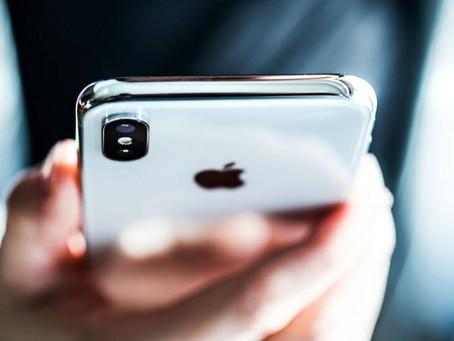 الهواتف الأحدث من Apple أبل