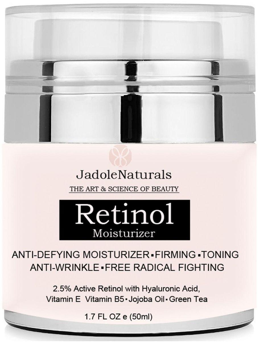 كريم للوجه والعينين - Jadole Naturals - Retinol