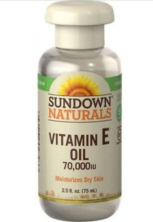 زيت- Sundown Naturals - Vitamin E