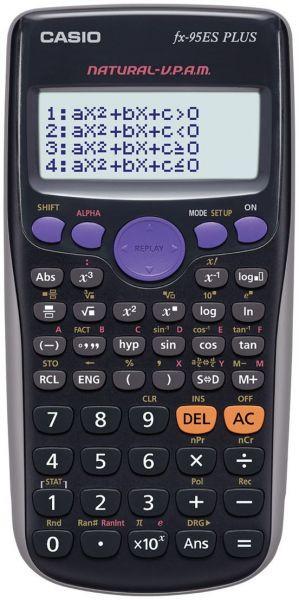 آلة حاسبة علمية بلس - كاسيو - FX-95ES