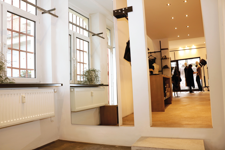 Ladenlokal Modewerkstatt