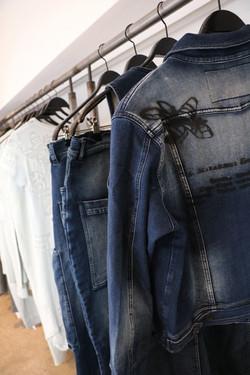 Designer Jeansmode