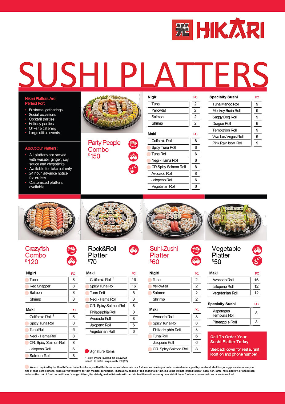 Hikari Sushi Restaurant