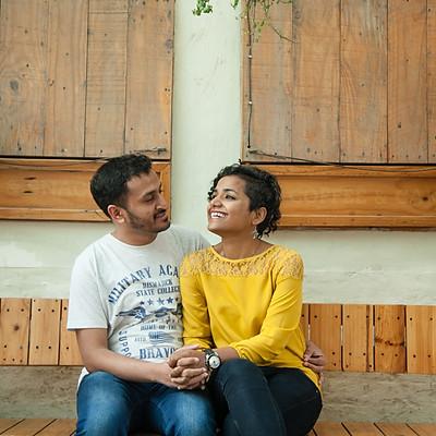 Rohan & Jamila