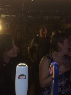 Facebook - Karaoke night