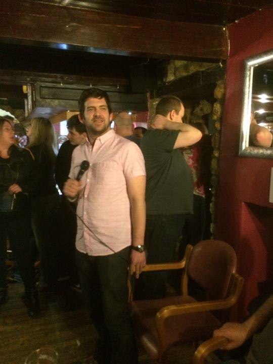 Facebook - And more karaoke fun