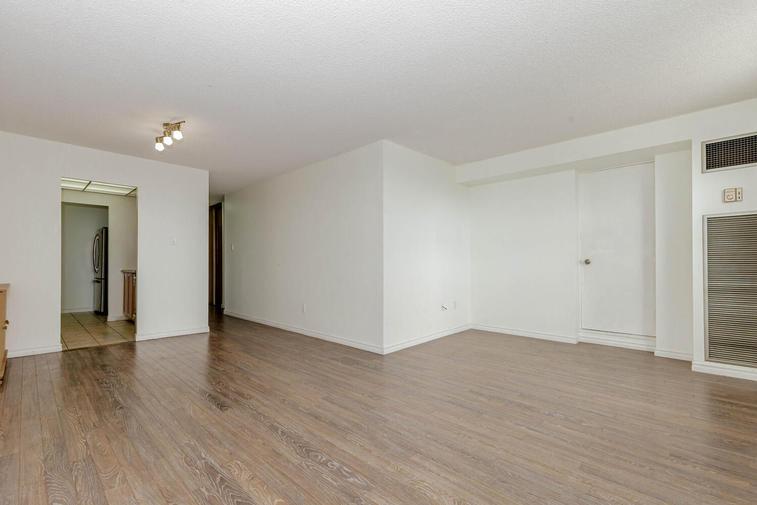 New laminate floors. Painting full condo.
