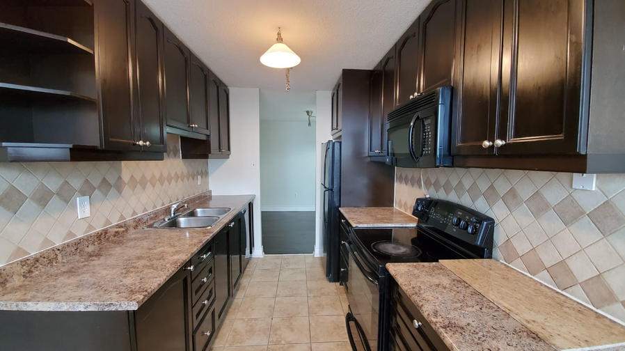 Refinishing kitchen cabinets (stain/paint).