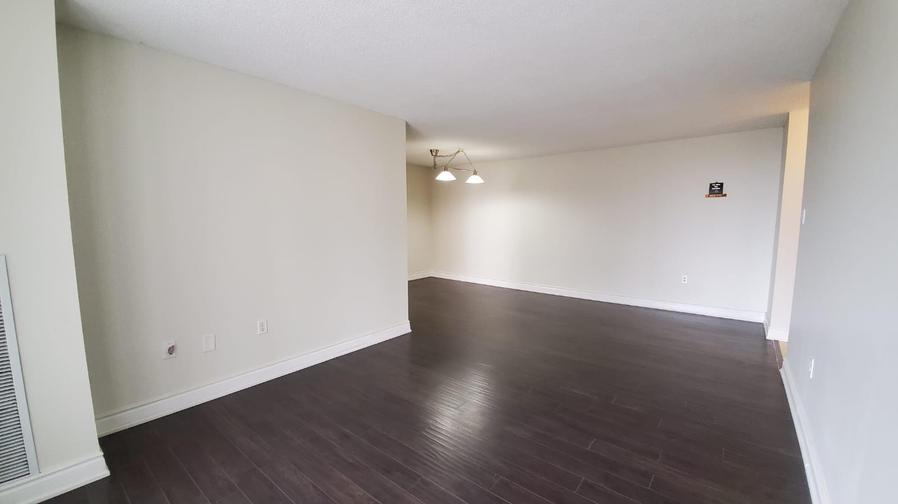 Painting full condo. New laminate floors.