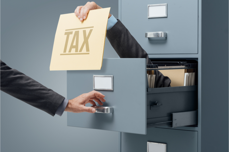Keep good tax records