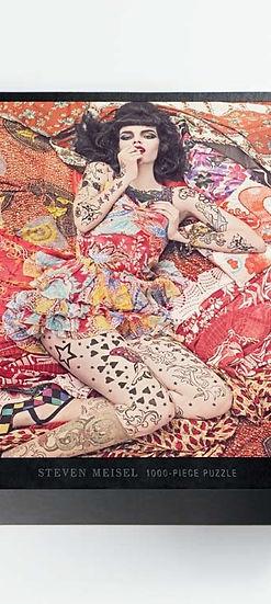 Heidi Klum by Ruven Afanador - Vogue