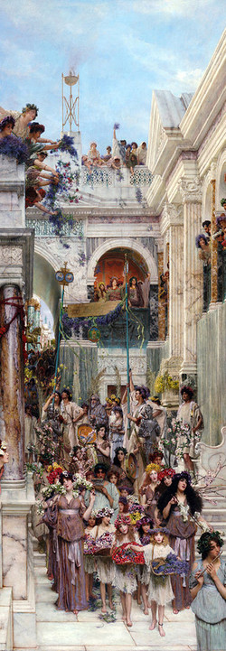 3002N00012 - Alma-Tadema, Lawrence-Sprin