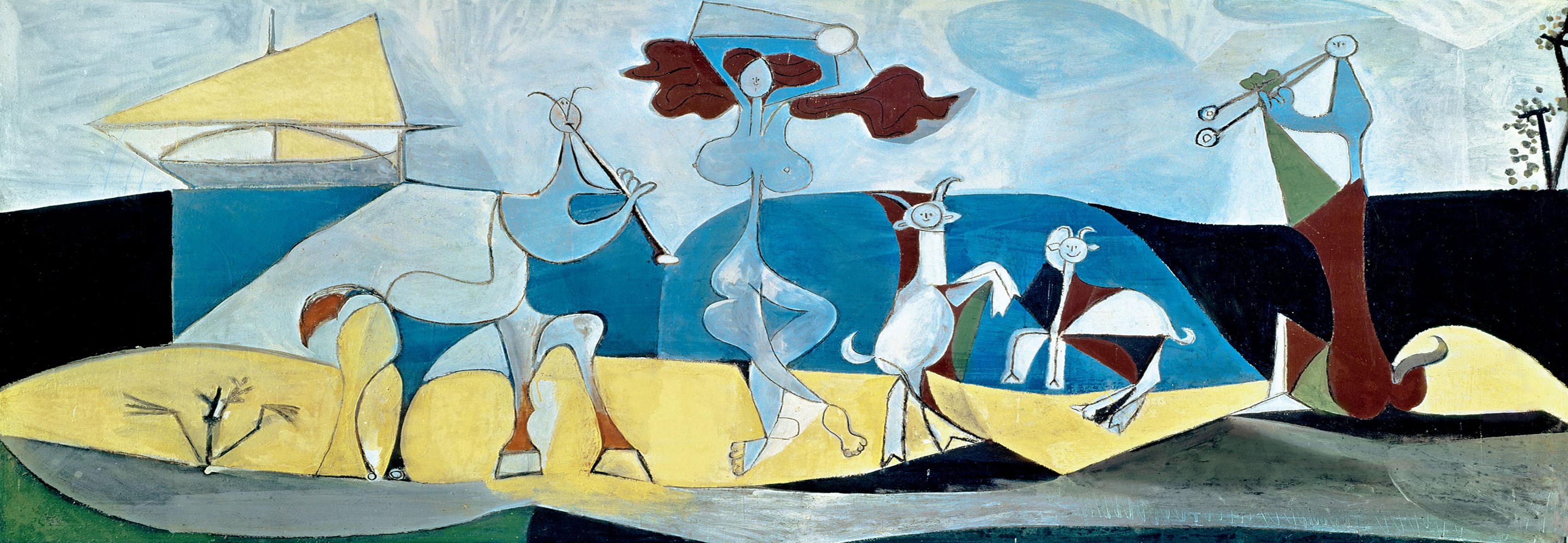 3002N00021 - Picasso, Pablo- La Joie de